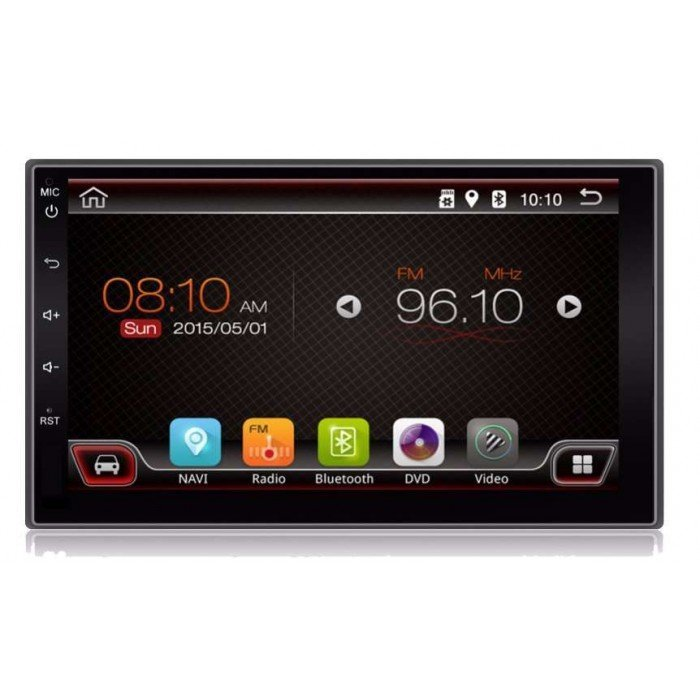"Radio GPS Universal Android 2 DIN (7"")"