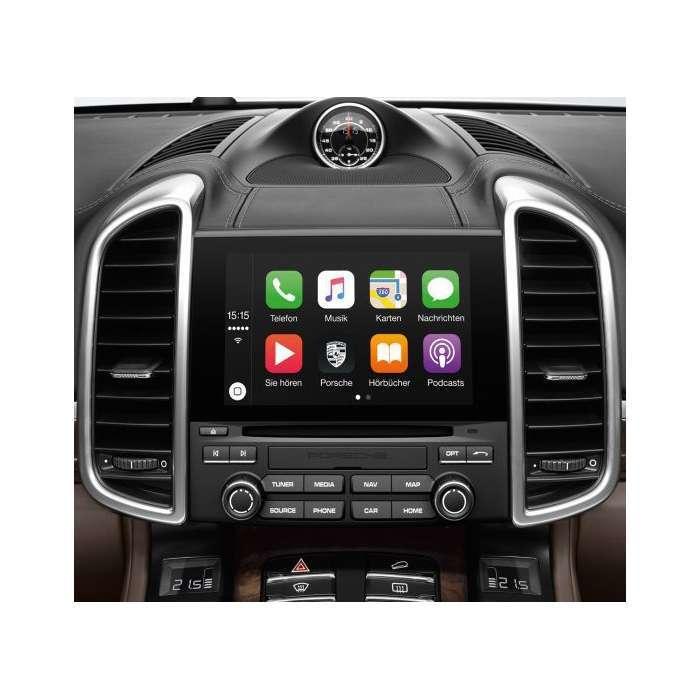 Carplay y Android Auto para Porsche