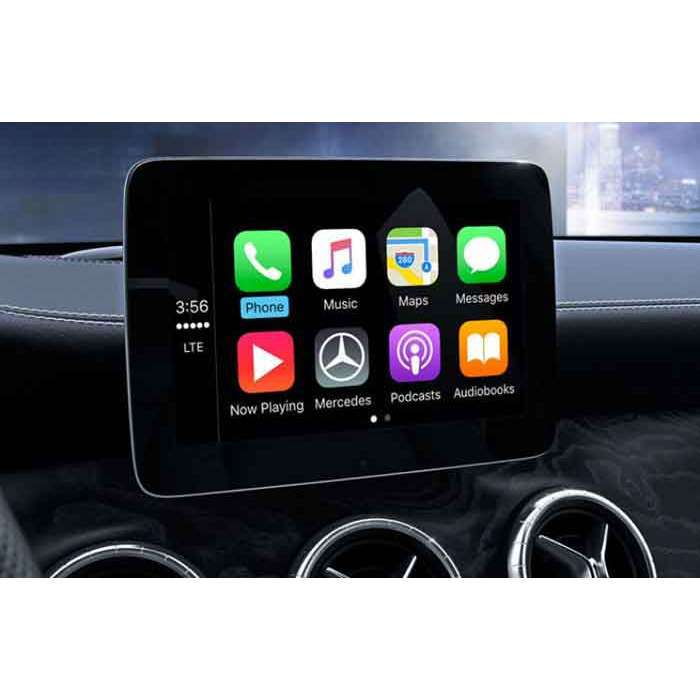 Carplay y Android Auto para Mercedes Benz
