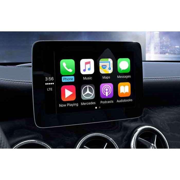 Carplay y Android Auto para Mercedes Benz