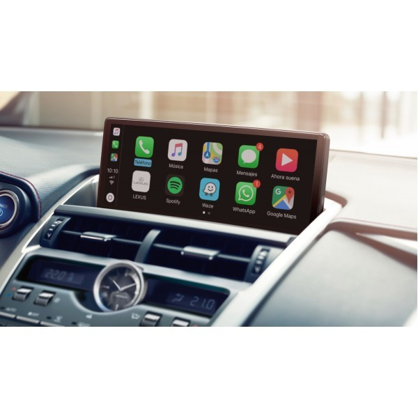 Carplay y Android Auto para Lexus