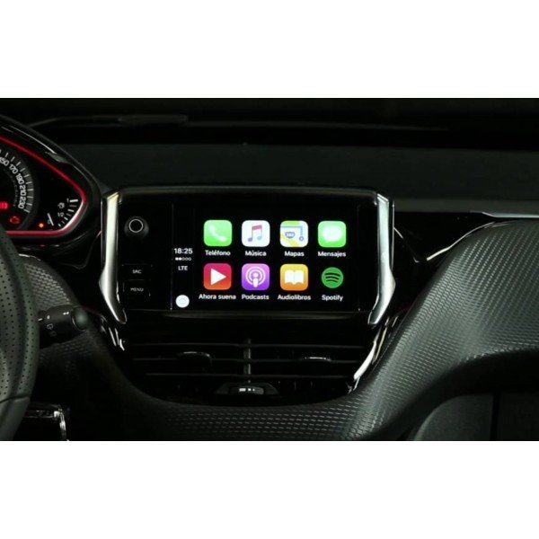 Carplay y Android Auto para Peugeot / Citroen / DS