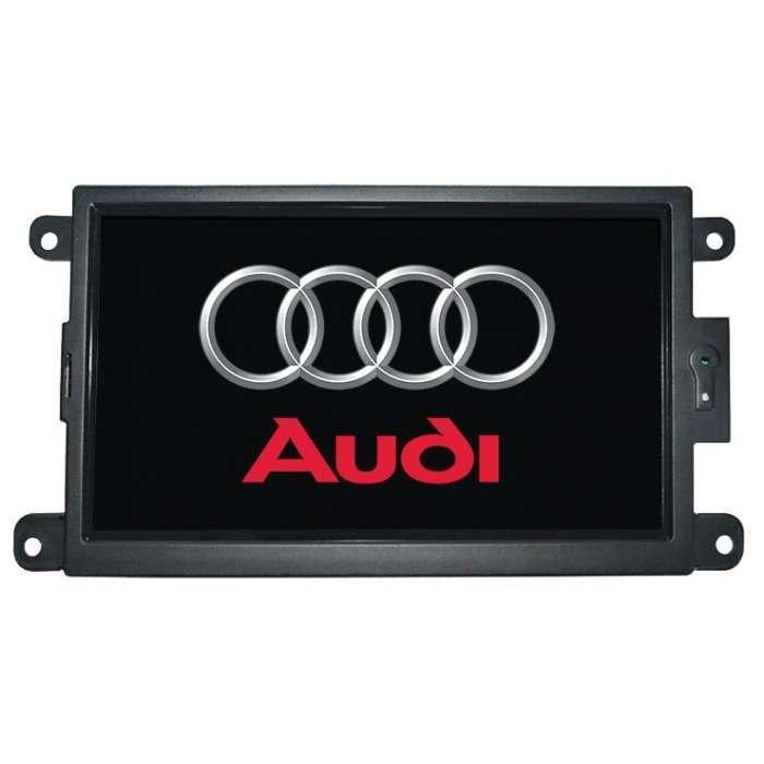 """Radio Navegador GPS Android para Audi A6 (7"""")"""