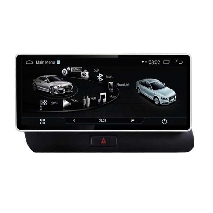"Radio Navegador GPS Android para Audi Q5 (10,25"")"