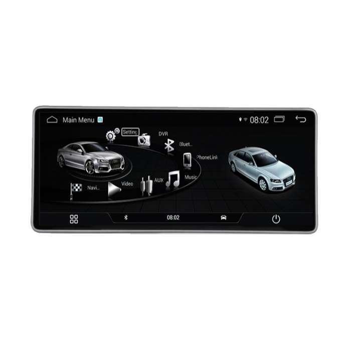 """Radio Navegador GPS Android para Audi A3 (9"""")"""