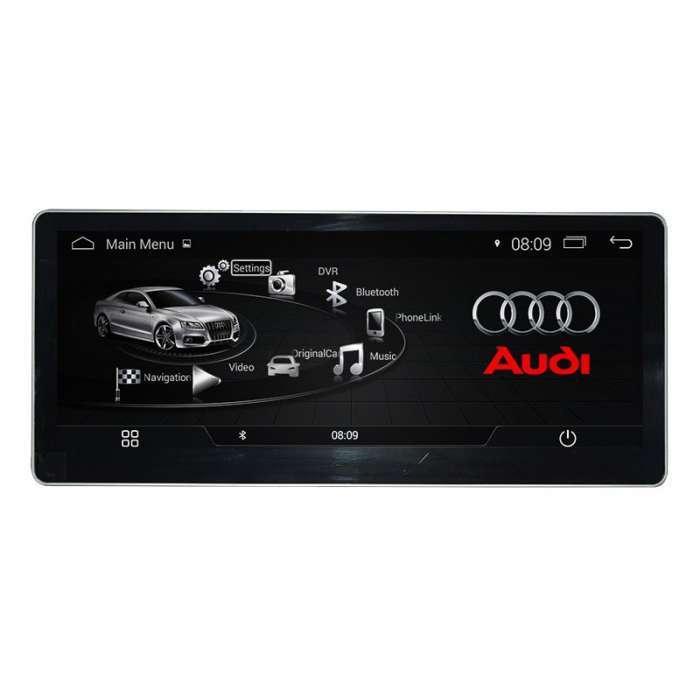 """Radio Navegador GPS Android para Audi A6 / Q7 (10,25"""")"""