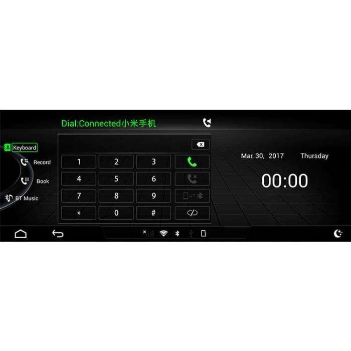 "Radio Navegador GPS Android para Audi Q7 (8,8"")"