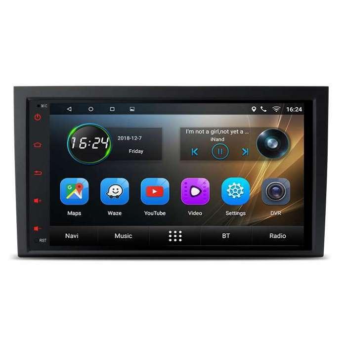 """Radio Navegador GPS Android para Audi A4 (8"""")"""