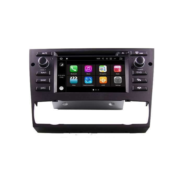 """Radio DVD Navegador Modelo S200 Android para BMW Serie 3 (6,5"""")"""