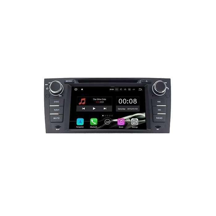 "Radio DVD Navegador GPS Android para BMW Serie 3 (7"")"
