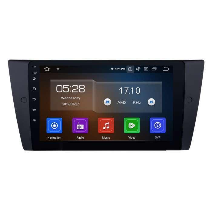 "Radio Navegador GPS Android para BMW para Serie 3 (9"")"