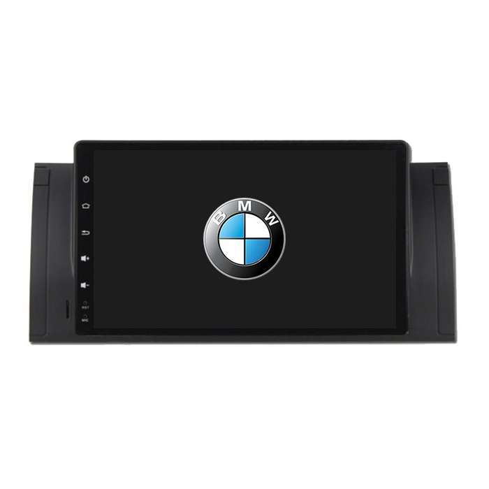"Radio Navegador GPS Android para BMW Serie 5 / X5 (9"")"