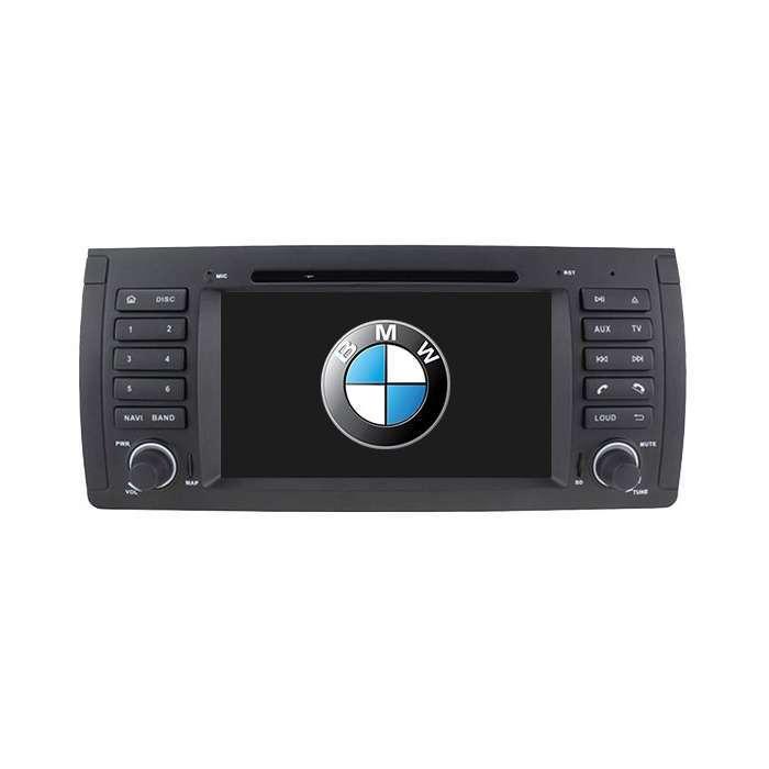 "Radio DVD Navegador GPS Android para BMW Serie 5 / X5 (7"")"