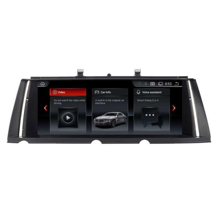 "Radio Navegador GPS Android para BMW Serie 7 (10,25"")"