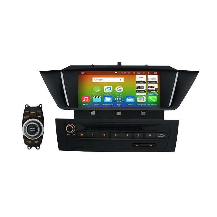 "Radio Navegador GPS Android para BMW Serie X1 (8"")"