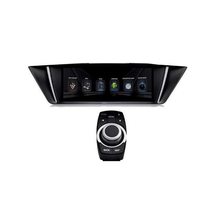 """Radio Navegador GPS Android para BMW X1 (8,8"""")"""