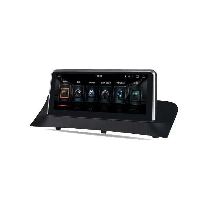 """Radio Navegador GPS Android para BMW X3 / X4 (10,25"""")"""