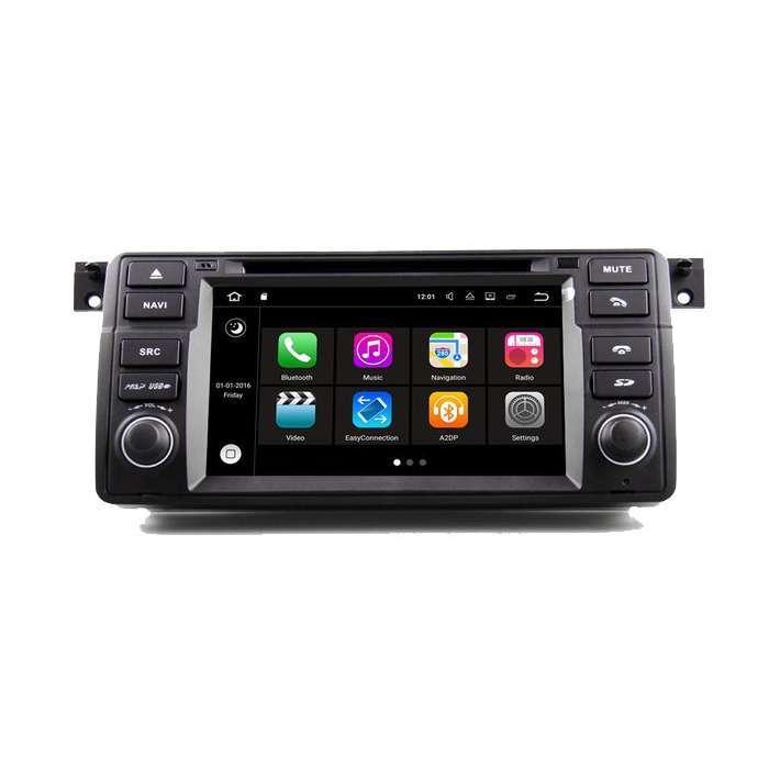 """Radio DVD Navegador Modelo S200 Android para BMW Serie 3 (7"""")"""