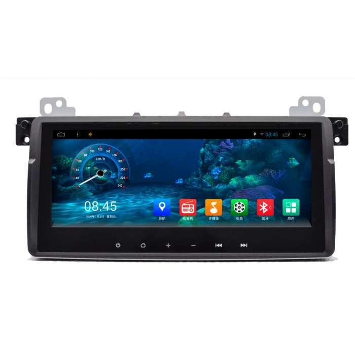 "Radio Navegador GPS Android para BMW Serie 3 (8,8"")"