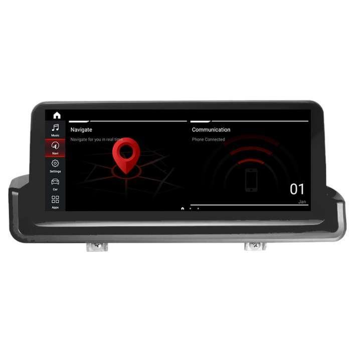 "Radio Navegador GPS Android para BMW Serie 3 (10,25"")"