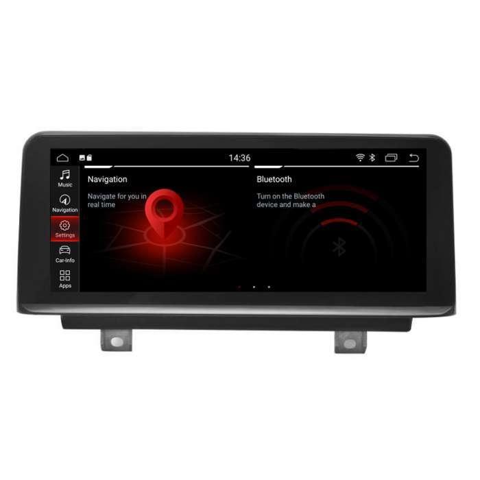 "Radio Navegador GPS Android para BMW Serie 2 (8,8"")"