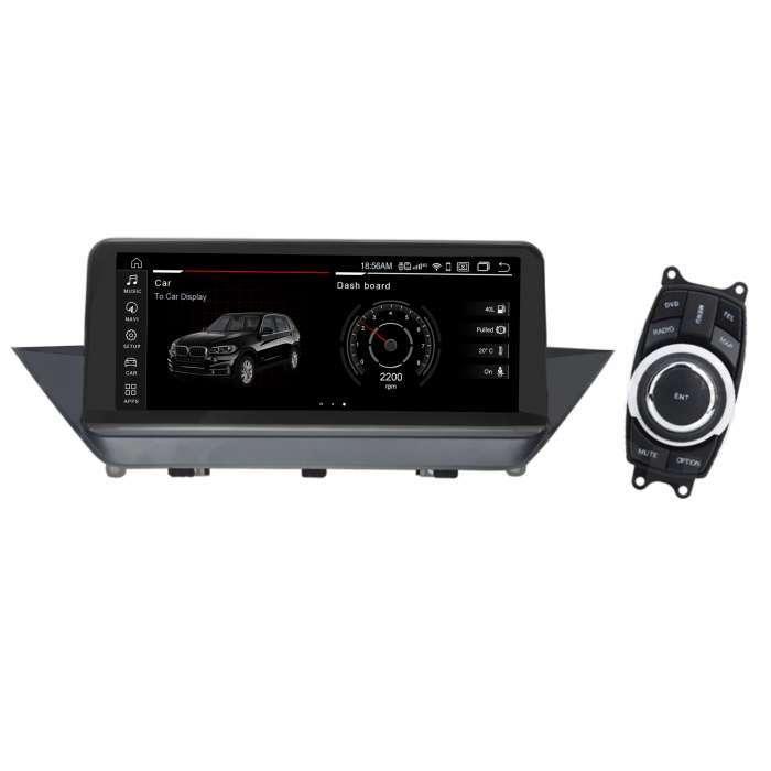 "Radio Navegador GPS Android para BMW Serie X1 (10,25"")"