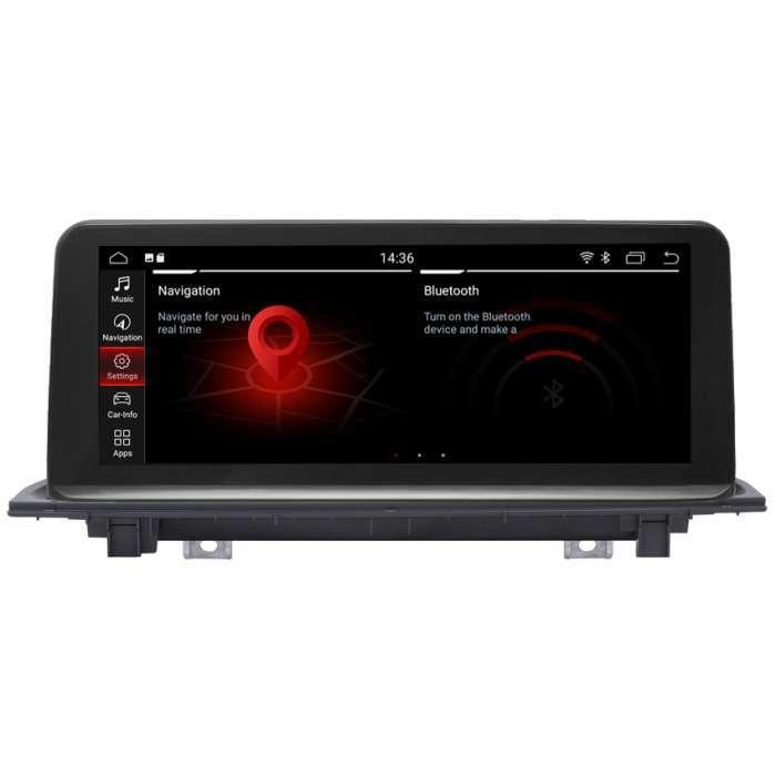 "Radio Navegador GPS Android para BMW Serie X1 / X2 (10,25"")"