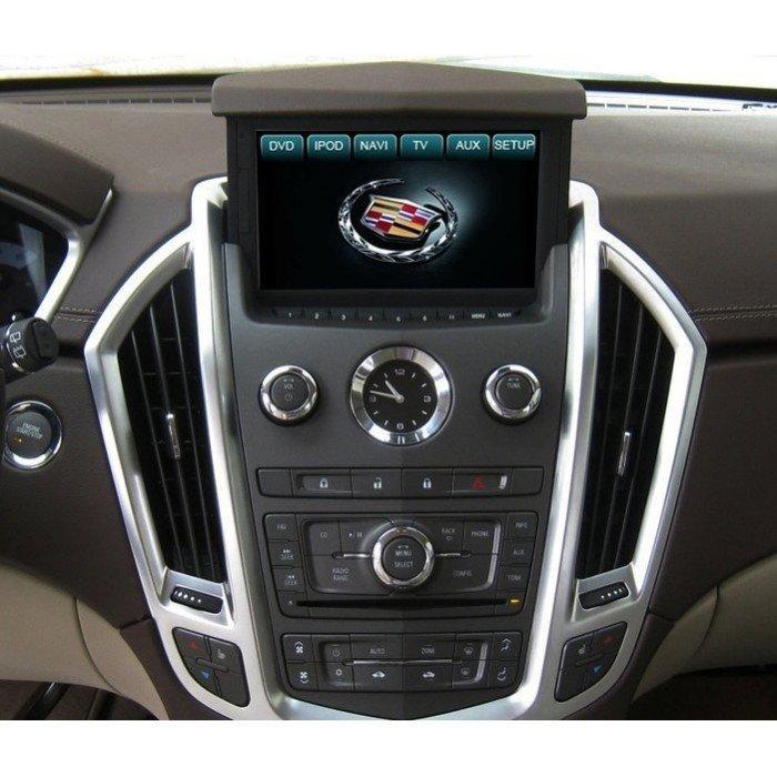 """Radio DVD Navegador GPS para Cadillac SRX (8"""")"""