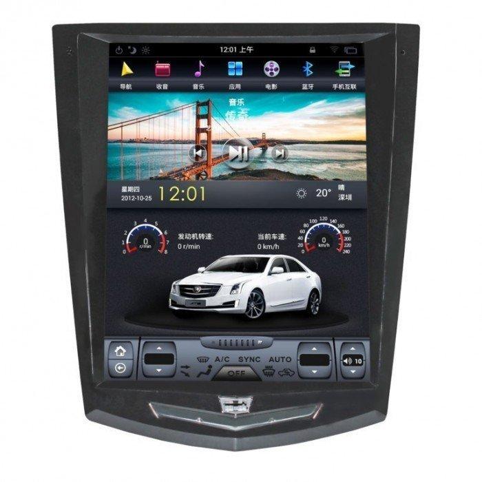 "Radio Navegador Android Tipo Tesla para Cadillac ATS  (10,4"")"