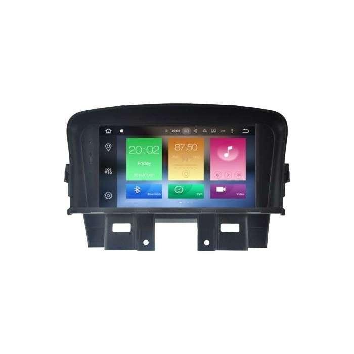 "Radio Navegador GPS Android para Chevrolet Cruze (8"")"
