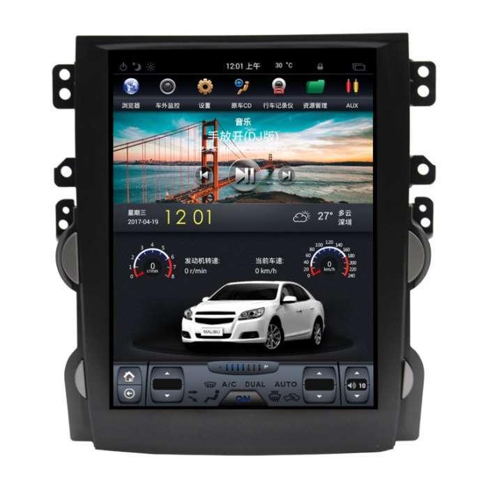 "Radio Navegador Android Tipo Tesla para Chevrolet Malibu (10,4"")"