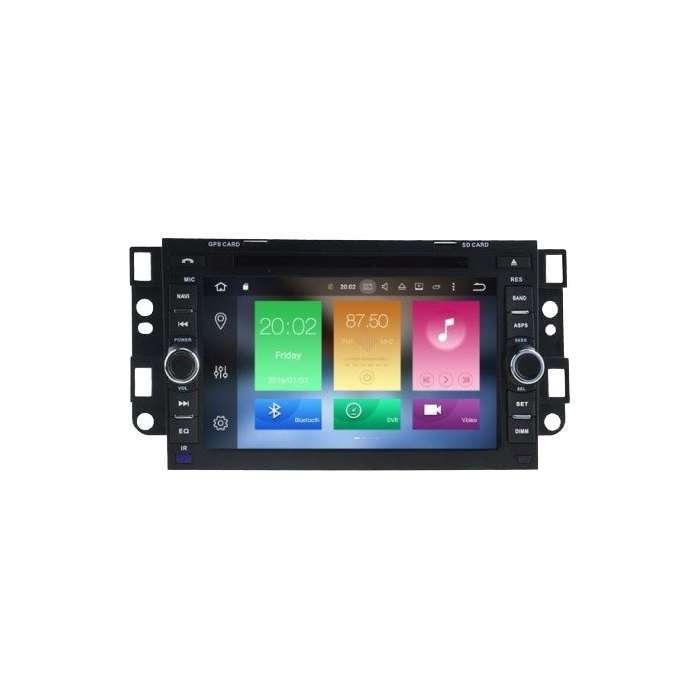 "Radio Navegador GPS Android para Chevrolet Aveo/Epica/Captiva (7"")"