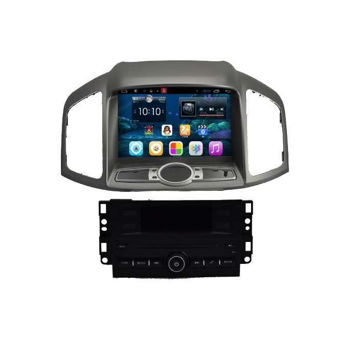 "Radio DVD Navegador GPS Android para Chevrolet Captiva (8"")"