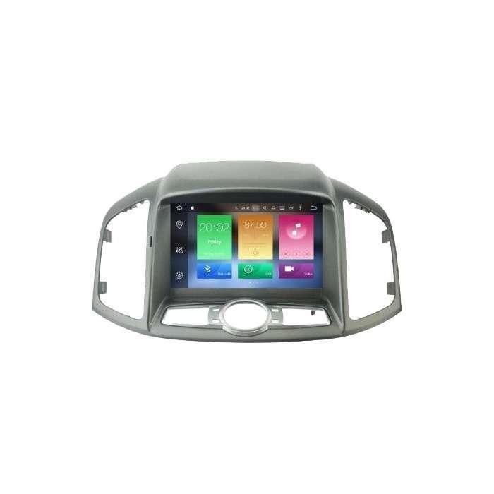 "Radio Navegador GPS Android para Chevrolet Captiva (8"")"