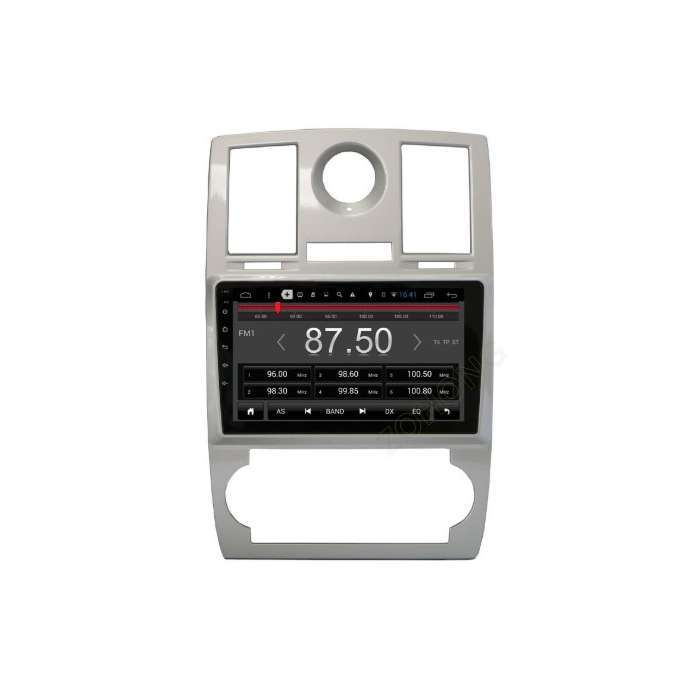 "Radio Navegador GPS Android para Chrysler 300C (9"")"