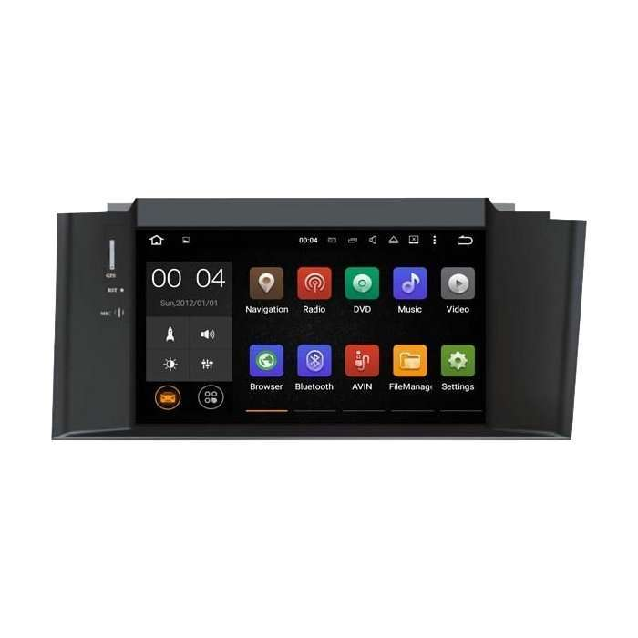 "Radio DVD GPS Android para Citroen DS4 (7"")"