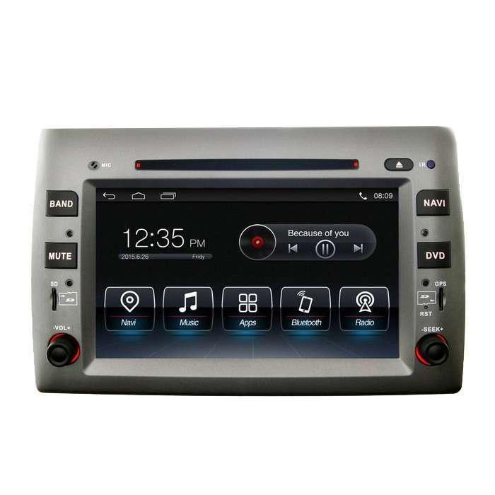 "Radio Navegador GPS Android para Fiat Stilo (8"")"