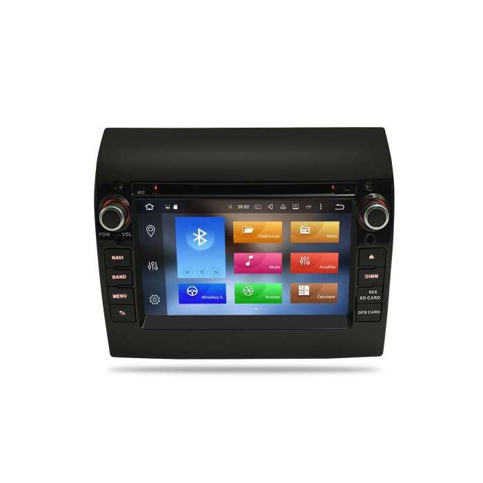 "Radio Navegador GPS Android para Fiat Ducato (7"")"