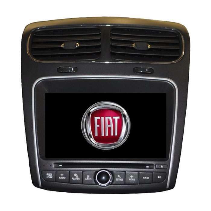 "Radio DVD Navegador GPS con BlueTooth para Fiat Freemont (8"")"