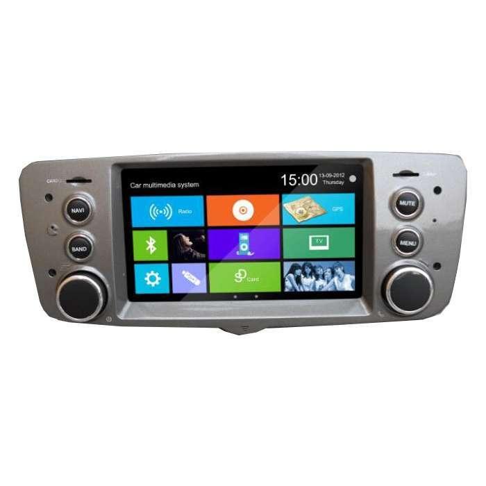 """DVD Navegador GPS WinCE para Fiat (7"""")"""