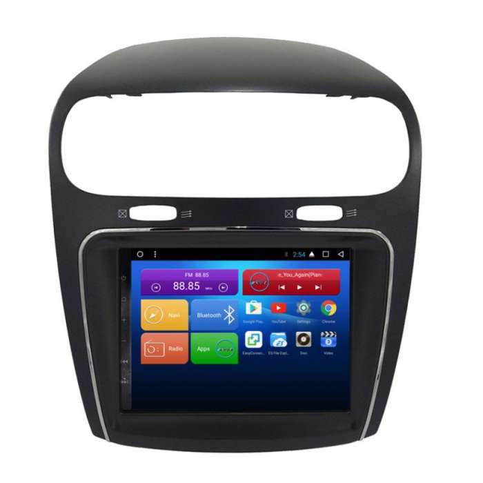 "Radio Navegador GPS Android para Fiat Freemont (8,4"")"