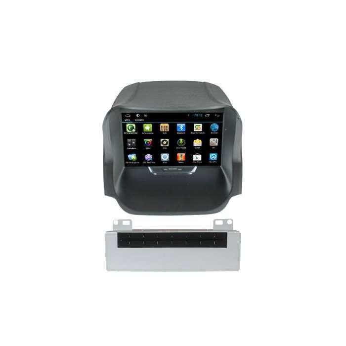 "Radio DVD Navegador GPS Android Puro para Ford Ecosport  (7"")"