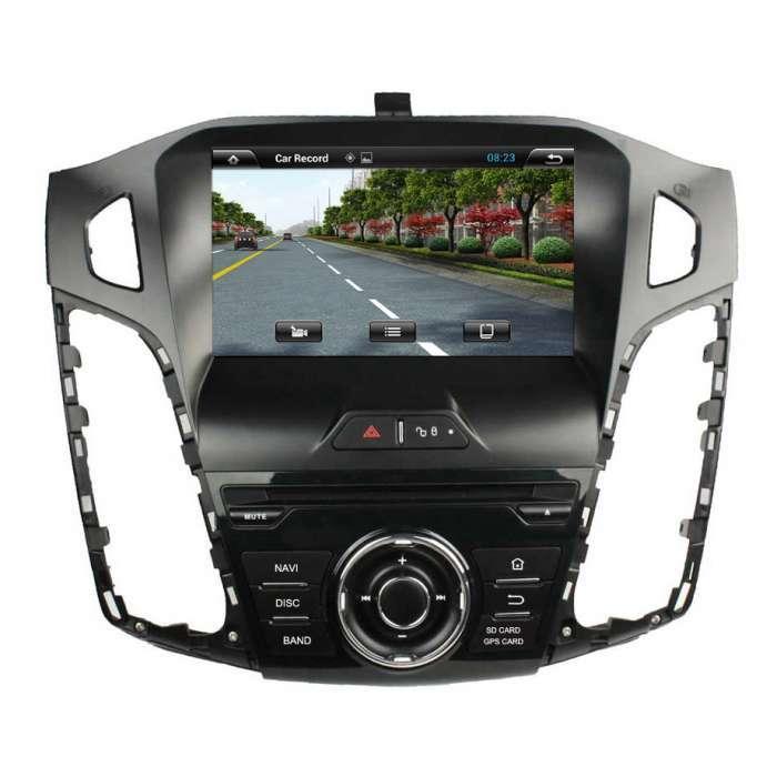 "Radio DVD Navegador GPS Android para Ford Focus (8"")"