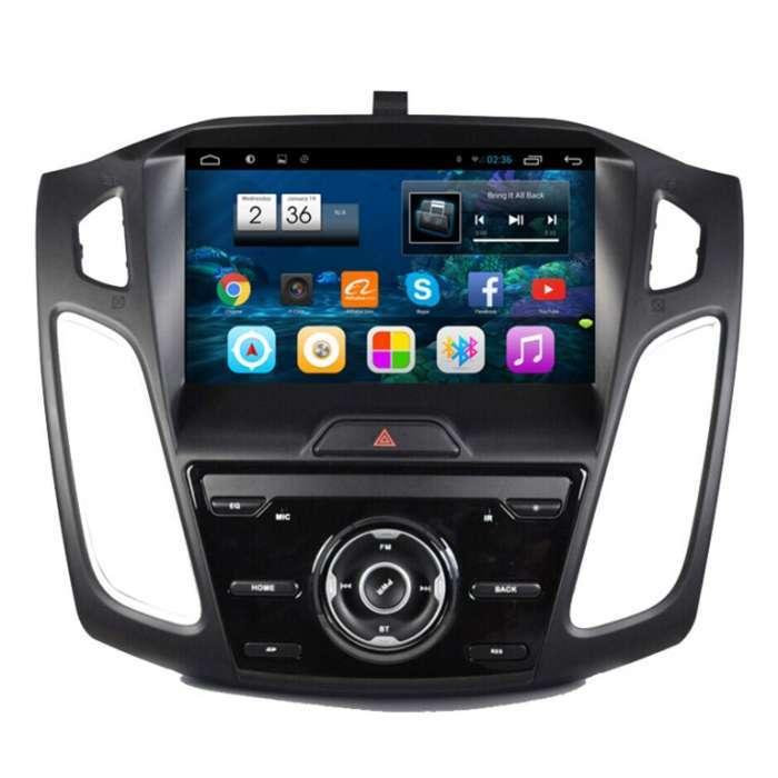 """Radio Navegador GPS Android para Ford C-Max (9"""")"""
