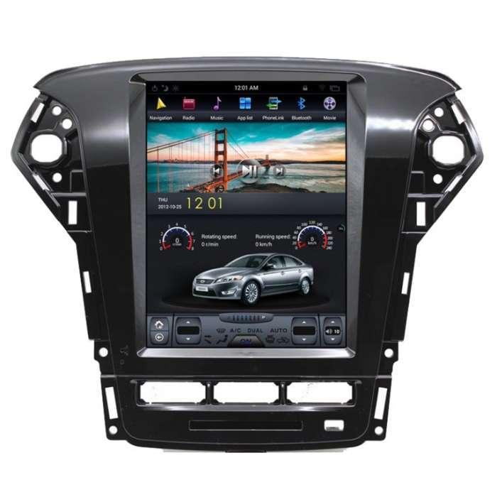 "Radio Navegador Android Tipo Tesla para Ford Mondeo (10,4"")"