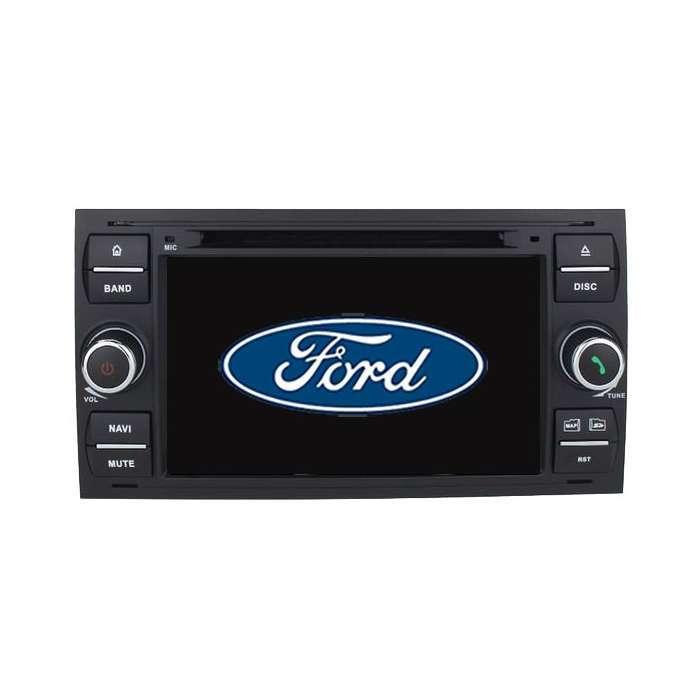 """Radio DVD Navegador GPS Android para Ford (7"""")"""