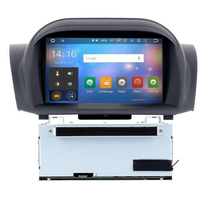 "Radio Navegador DVD GPS Android Puro para Ford Fiesta (7"")"