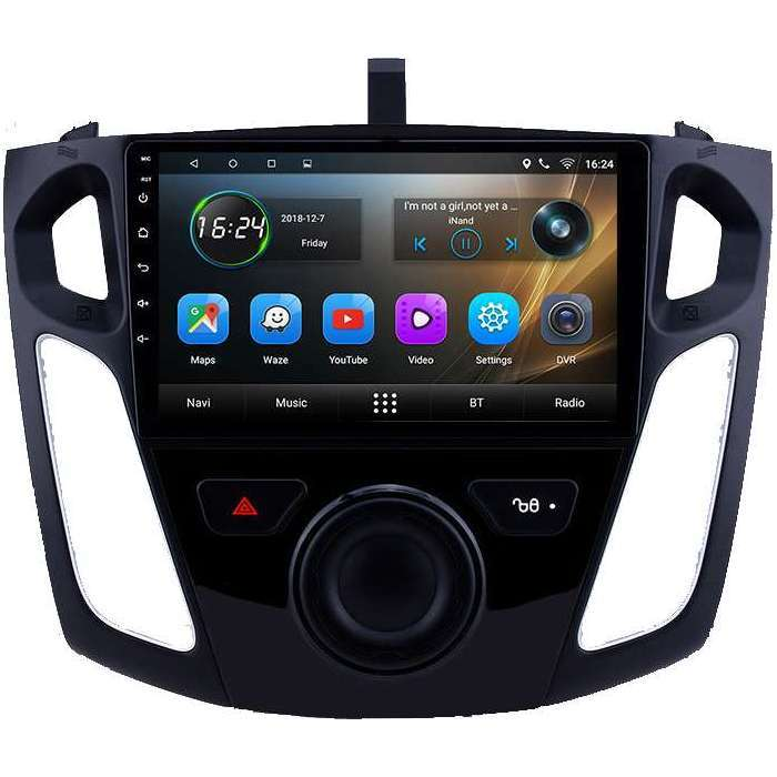 "Radio Navegador GPS Android para Ford Focus (10,2"")"