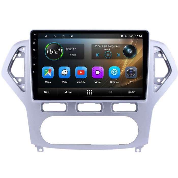 "Radio Navegador GPS Android para Ford Mondeo (10,2"")"
