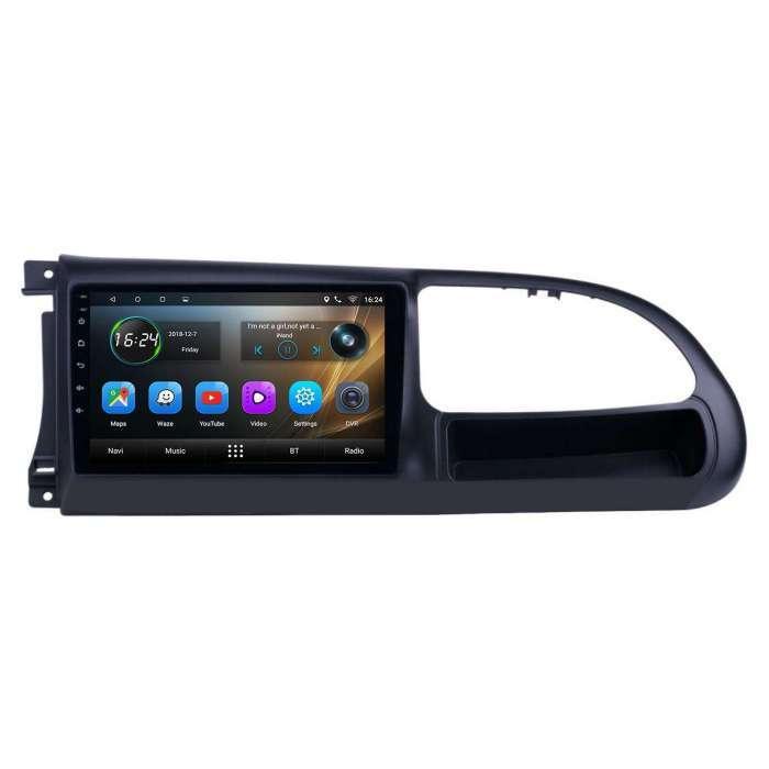 """Radio Navegador GPS Android para Ford Transit (9"""")"""